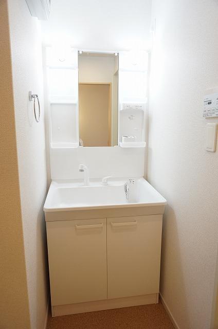 ラ・ルーチェ 02020号室の洗面所