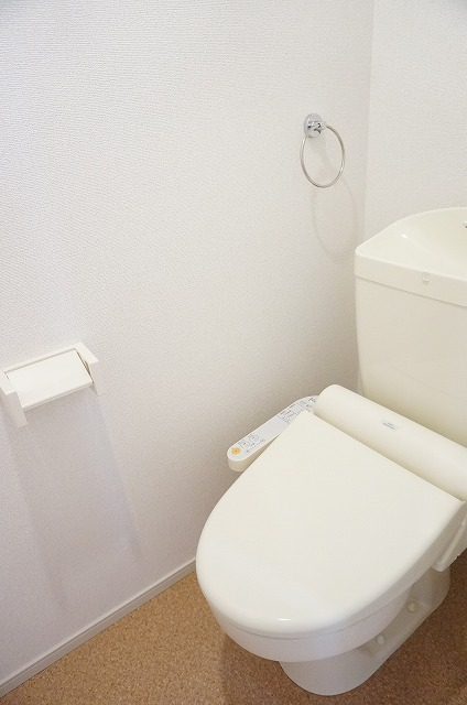 ラ・ルーチェ 02020号室のトイレ