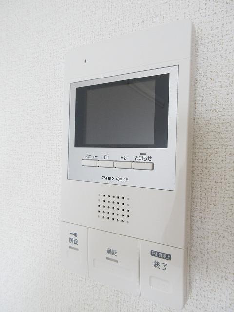 オーガスタ KTⅢ 03010号室のセキュリティ