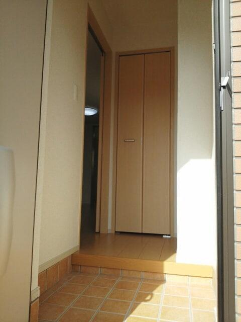 トキメック スカイ 01010号室の玄関