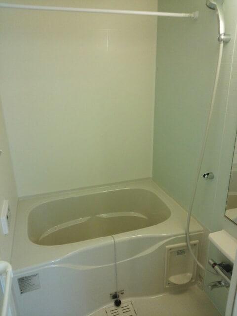 トキメック スカイ 01010号室の風呂