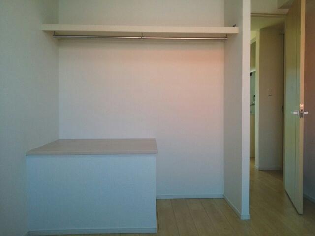 アンジュール 02010号室の収納