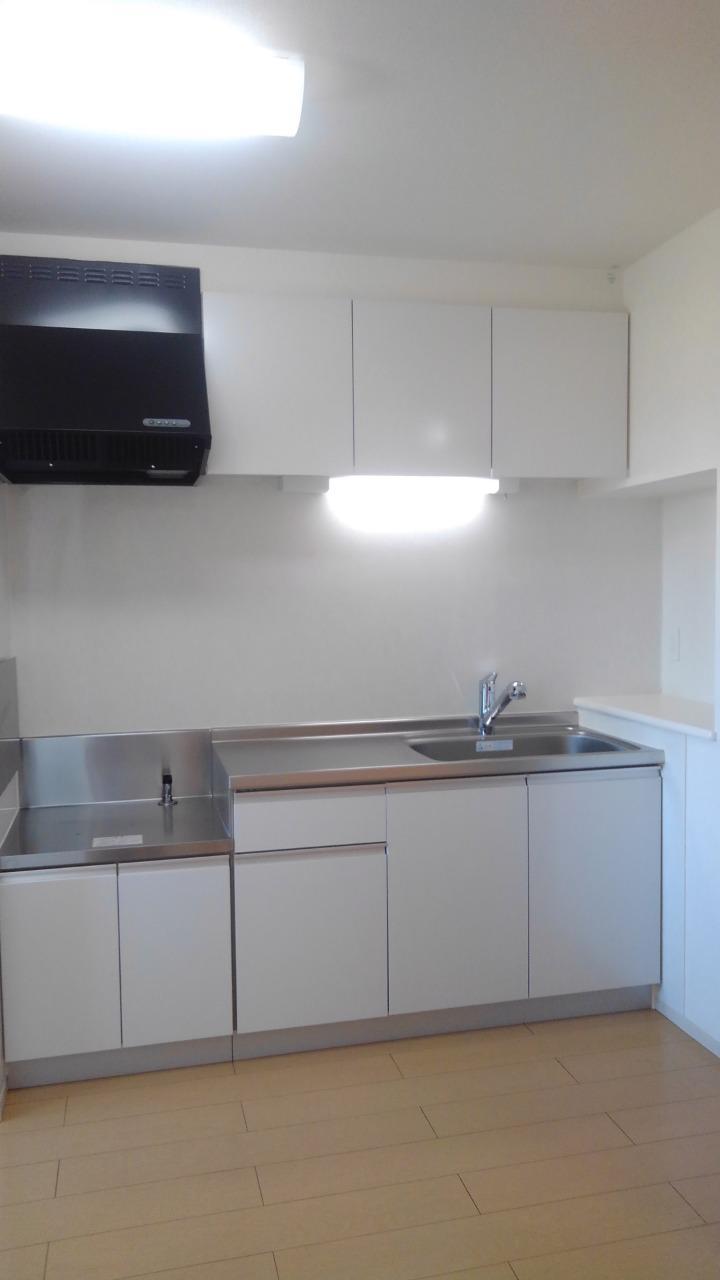 エルグランド 02040号室のキッチン