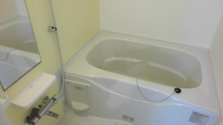 エルグランド 02040号室の風呂