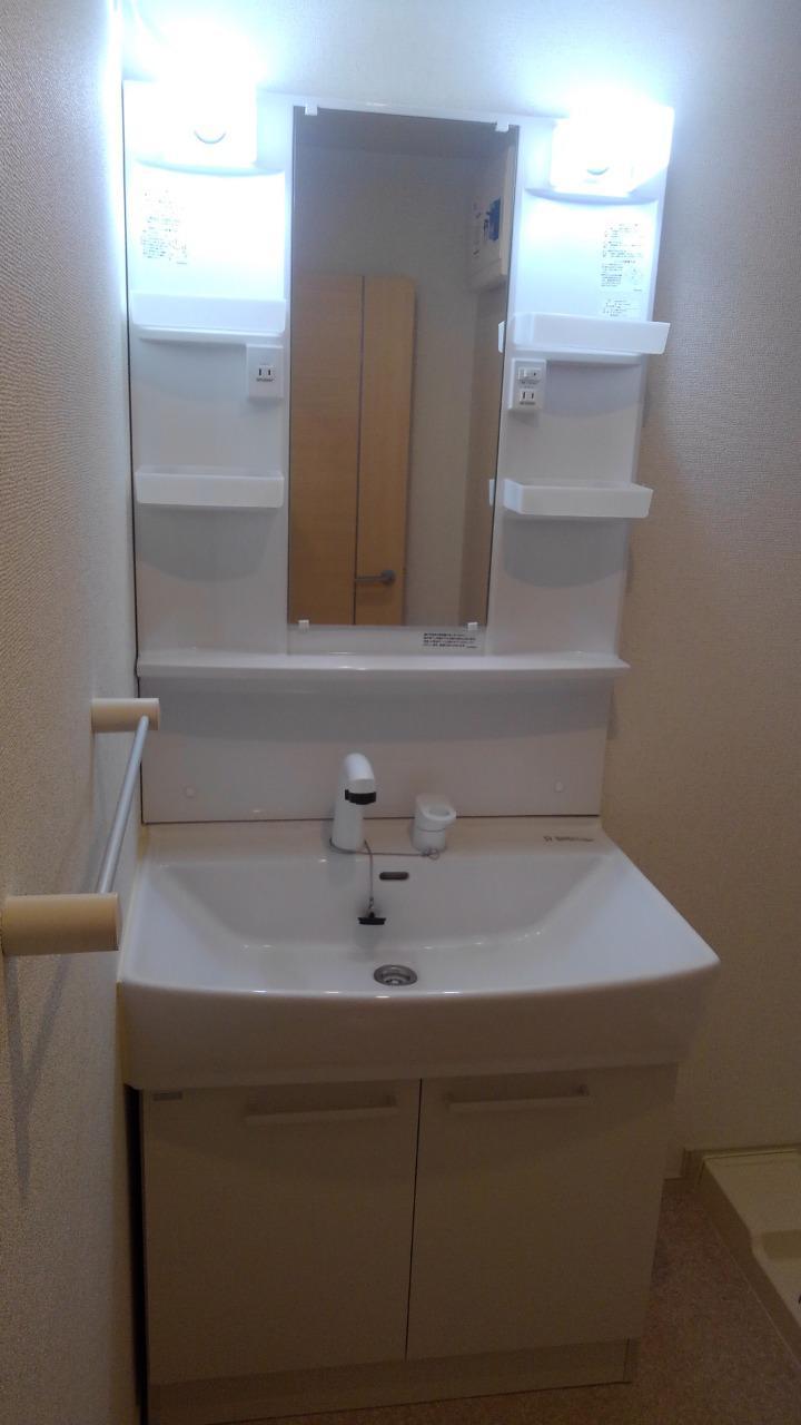エルグランド 02040号室の洗面所
