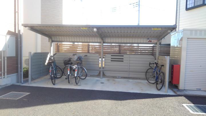 エルグランド 02040号室の駐車場