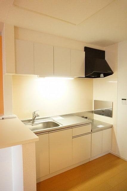 クラール鬼無 A 02020号室のキッチン