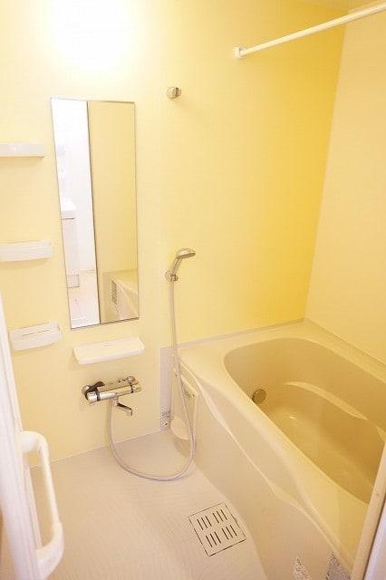 クラール鬼無 A 02020号室の風呂