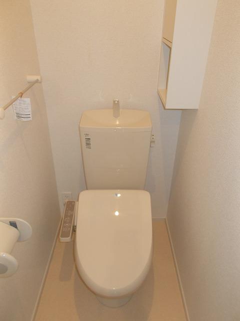 Balmy court 02020号室のトイレ