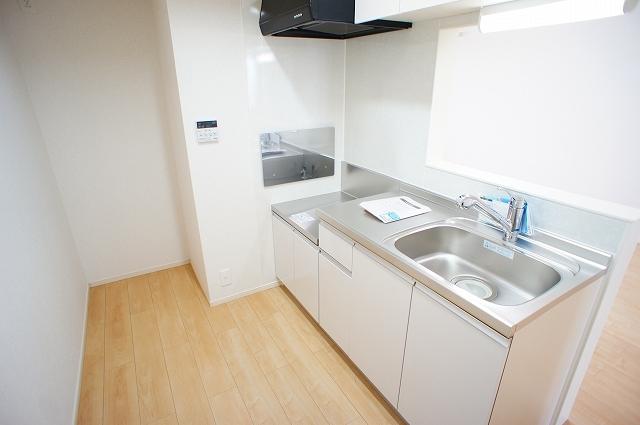 イ・グレック・メゾンⅢ 03050号室のキッチン