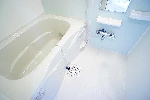 イ・グレック・メゾンⅢ 03050号室の風呂