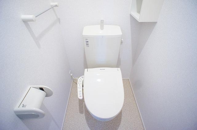 イ・グレック・メゾンⅢ 03050号室のトイレ