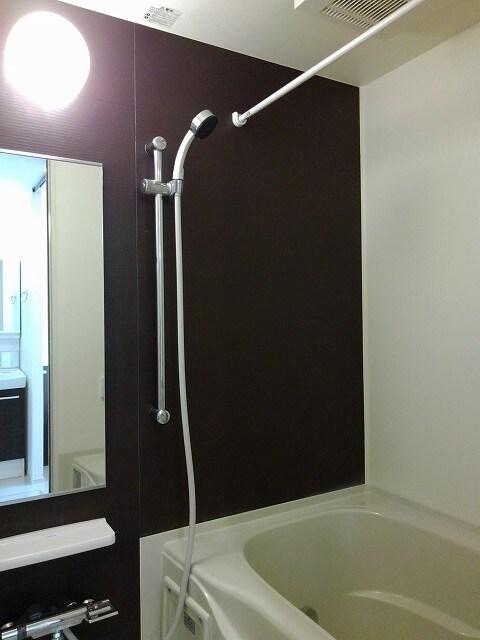 マーガレットSEA 01040号室の洗面所