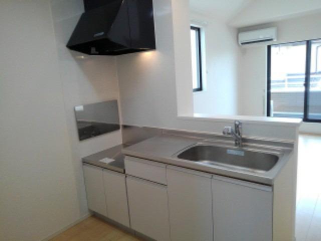 インプレス 02030号室のキッチン
