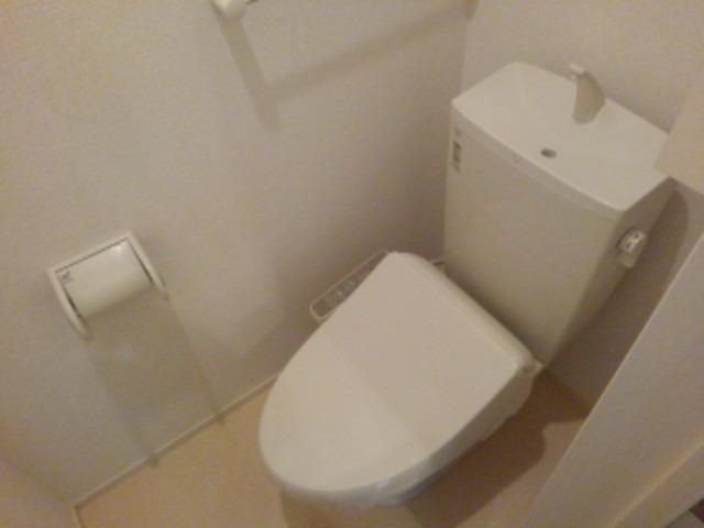 インプレス 02030号室のトイレ