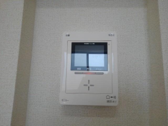 インプレス 02030号室の玄関