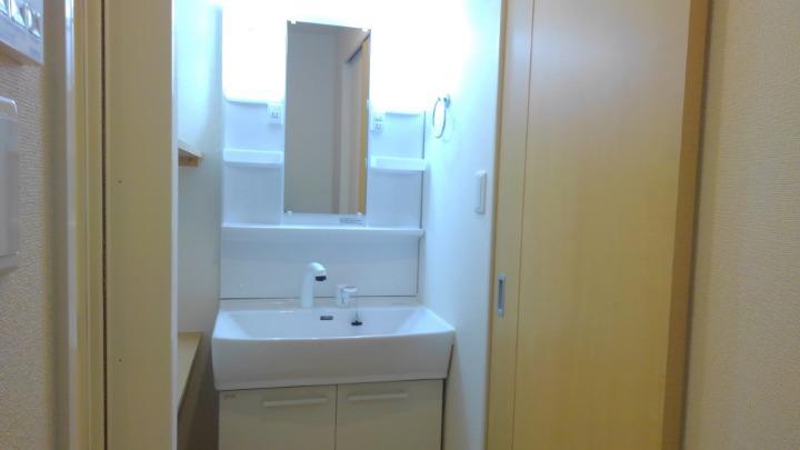 カルム スクエアⅡ 02050号室のトイレ