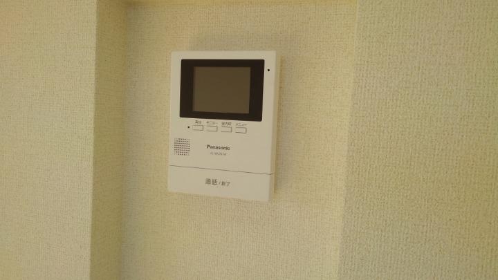 カルム スクエアⅡ 02050号室のバルコニー