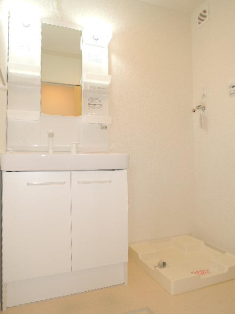 ルミエールⅡ 02010号室の収納