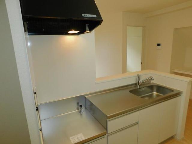 OrchardA 01010号室のキッチン