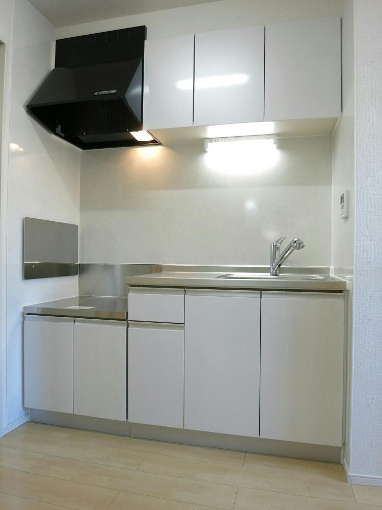 アップル 02040号室のキッチン