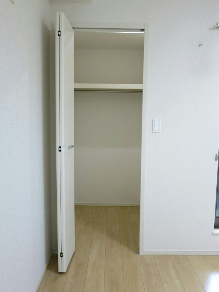 アップル 02040号室の収納