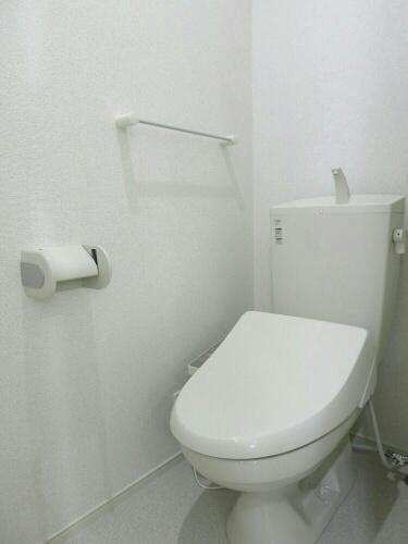 アップル 02040号室のトイレ