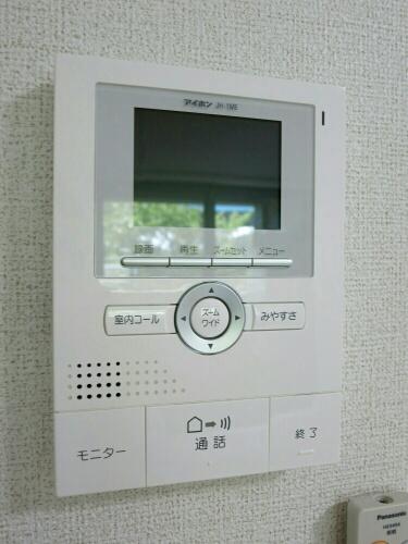 アップル 02040号室のセキュリティ