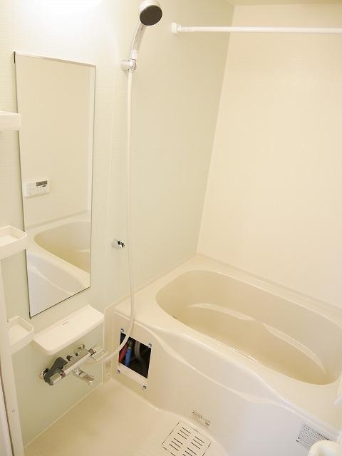 めぞん,いちりやま 02010号室の風呂