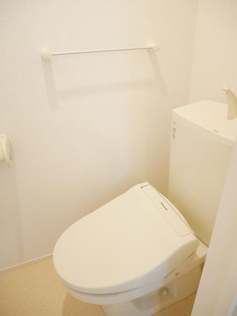 めぞん,いちりやま 02010号室のトイレ
