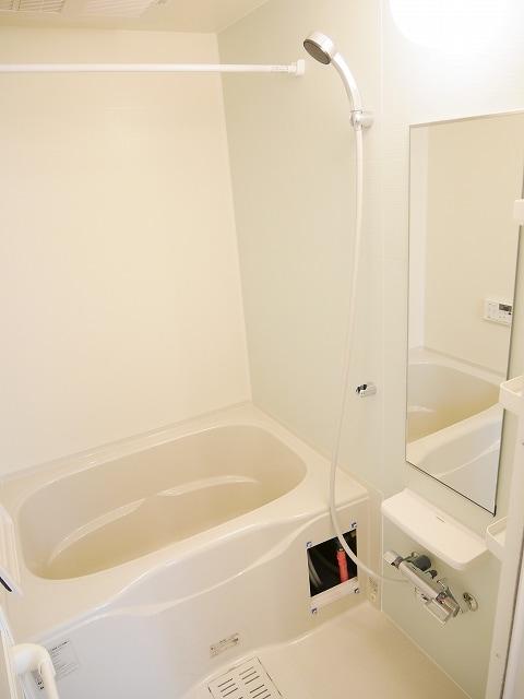 めぞん,いちりやま 02020号室の風呂