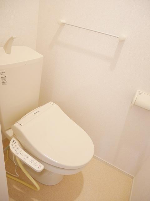 めぞん,いちりやま 02020号室のトイレ