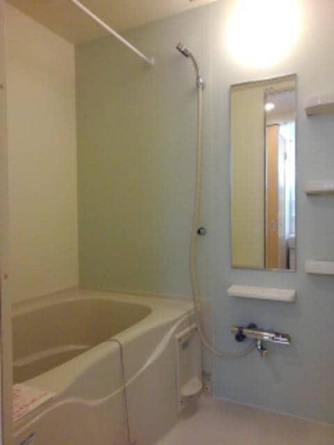 スター ライトⅡ 01040号室の風呂