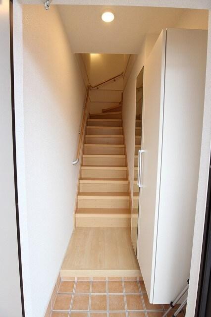 カファーラⅠ 02030号室の玄関