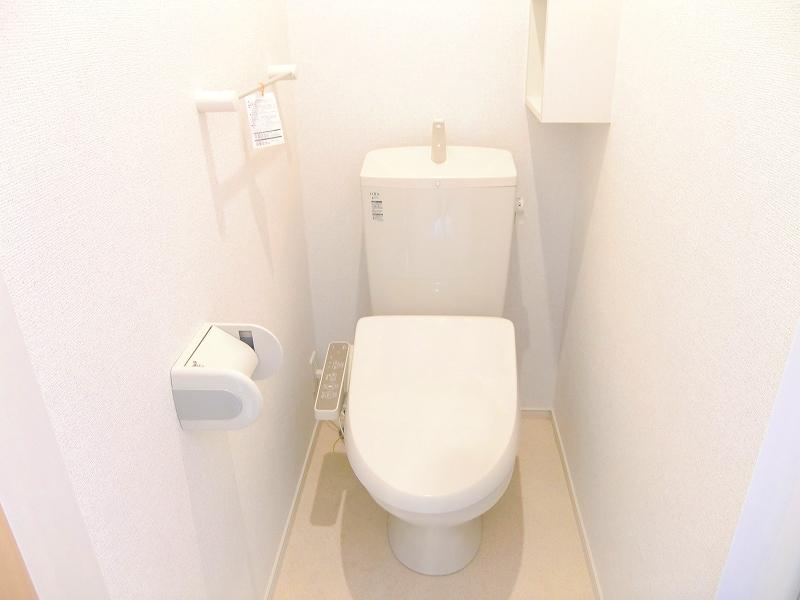 ダンデライオン 01010号室のトイレ