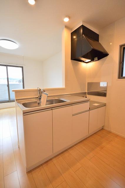 ヴィオラⅠ 02050号室のキッチン