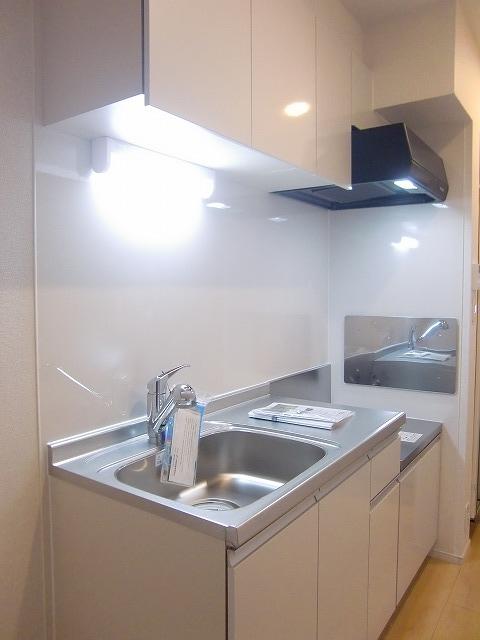 N.グラシオッソ トレス 01020号室のキッチン
