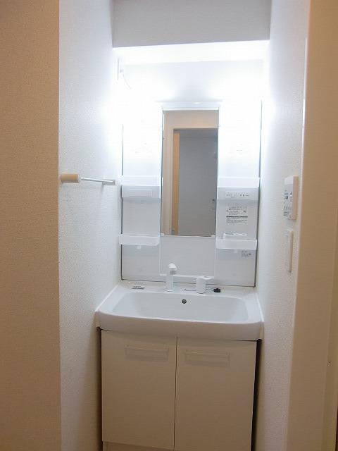 N.グラシオッソ トレス 01020号室の洗面所