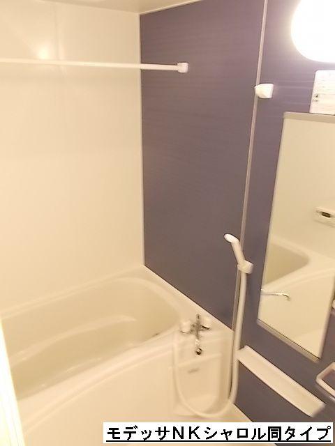 エスポアール 01010号室の風呂