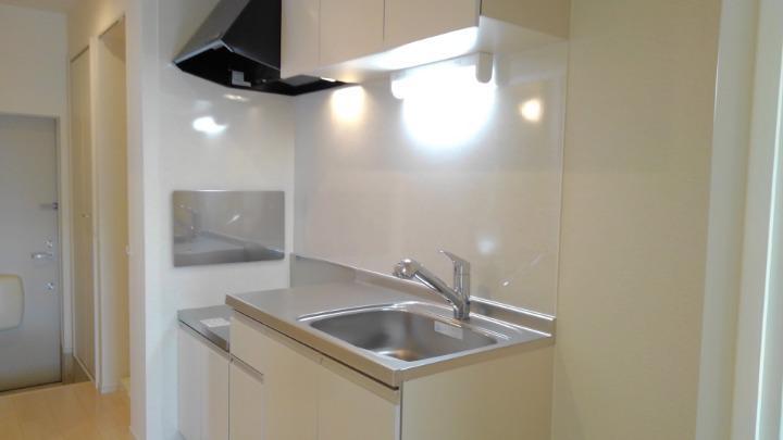 エスポアール 01020号室のキッチン