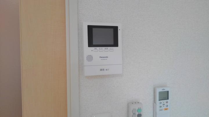 エスポアール 01020号室のセキュリティ