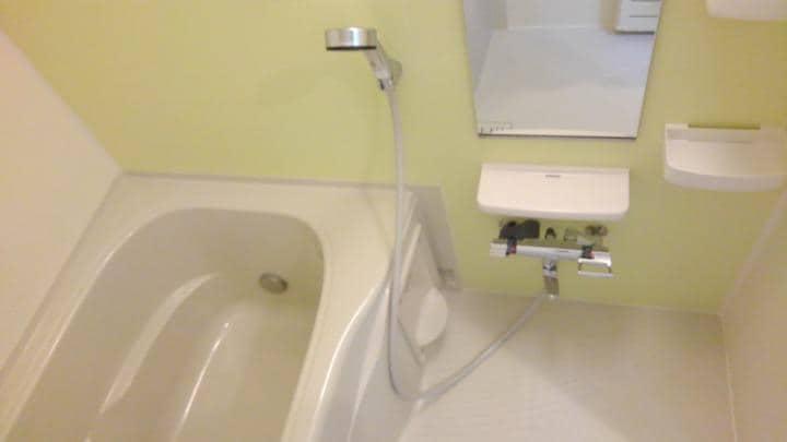 エスポアール 02010号室の風呂