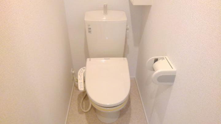 エスポアール 02010号室のトイレ