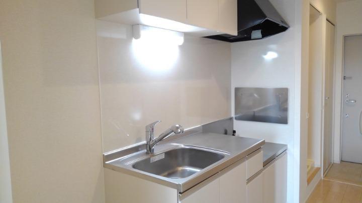 エスポアール 02030号室のキッチン