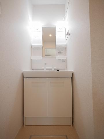 フォルシュ深沢 03010号室の洗面所