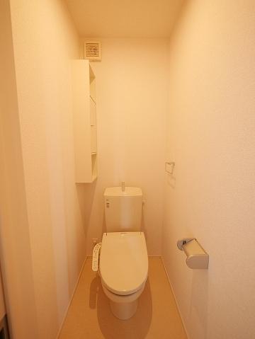 フォルシュ深沢 03010号室のトイレ