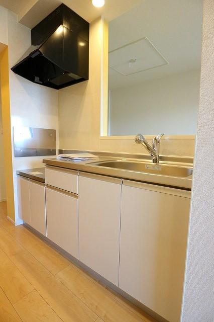 レクタ加須 02020号室のキッチン