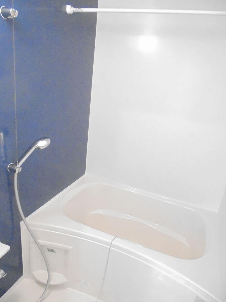 ピースフルA 01030号室の風呂