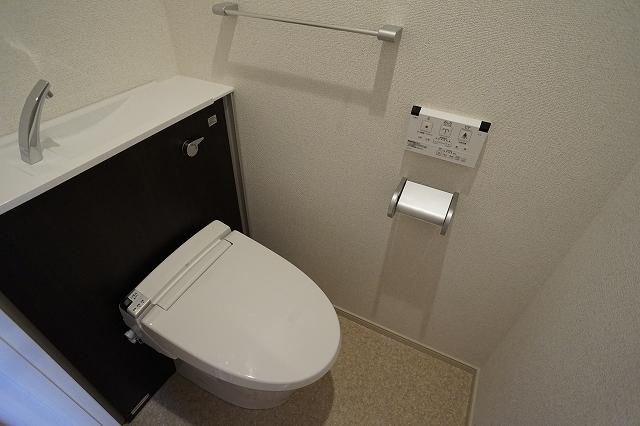 サニー・レジデンス 03030号室のトイレ