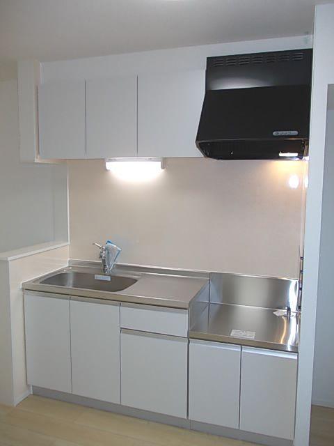 フランボワーズ 03020号室のキッチン
